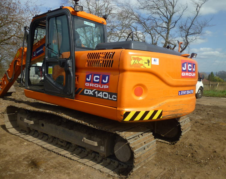 JCJ Group plant livery